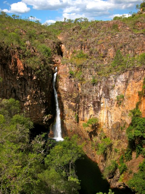 Tolmer Falls in Litchfield National Park: Northern Territory.