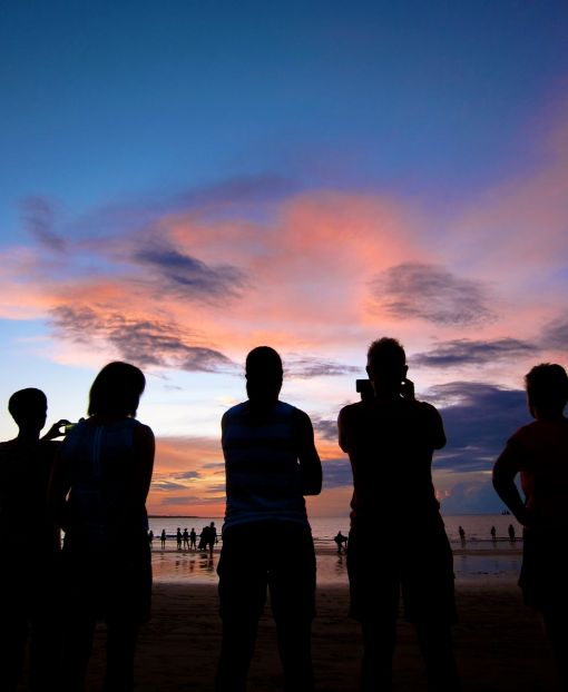 Mindil Beach Sunset; Darwin, NT.